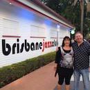 Travel Brisbane's Gayle and Dean at the Brisbane Jazz Club